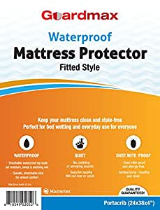 Buy Guardmax Waterproof Mattress Protector Cover