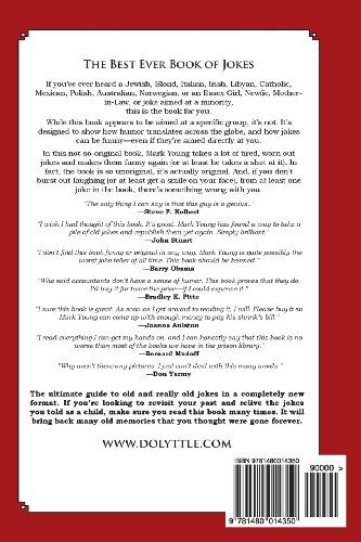 The Best Ever Book of Comoran Jokes: Lots and Lots of Jokes Specially Repurposed for You-Know-Who