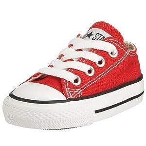 Converse Ctas Core Ox 015810-21-4 - Zapatillas de tela para niños en BebeHogar.com