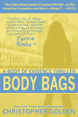 Body Bags by Christopher Golden ebook deal