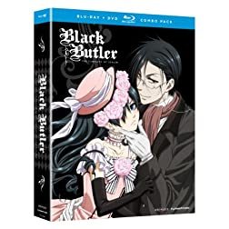 Black Butler: Complete First Season (Blu-ray/DVD Combo)