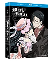 Black Butler: Complete First Season (Blu-ray/DVD Combo) by Funimation Prod