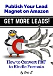 How To Convert PDF to Kindle Formats:...