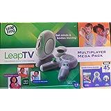 Leap Frog Leap Tv With Free Multi Player Mega Bonus Pack !!!