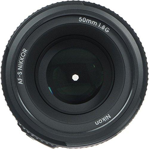 Nikon AF-S Nikkor 50mm f/1.8G Prime L...