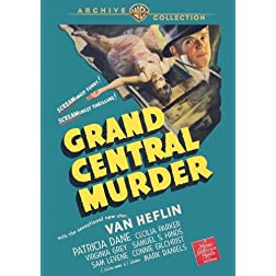 Grand Central Murder