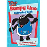 Timmy Time Bumpy Line Colouring Book