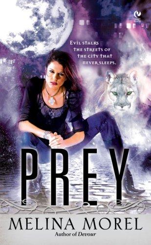 Prey (Signet Eclipse), Melina Morel