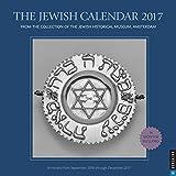 The Jewish Calendar 2017: Jewish Year 5777 16-Month Wall Calendar