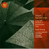 Richard Strauss - (4) Last Songs; Songs with Orchestra