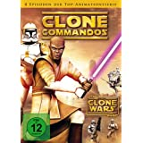 "Star Wars: The Clone Wars, Vol. 2: Clone Commandos (Staffel 1)von ""Dave Filoni"""
