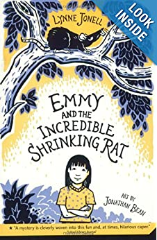 Emmy and the Incredible Shrinking Rat by Lynne Jonell
