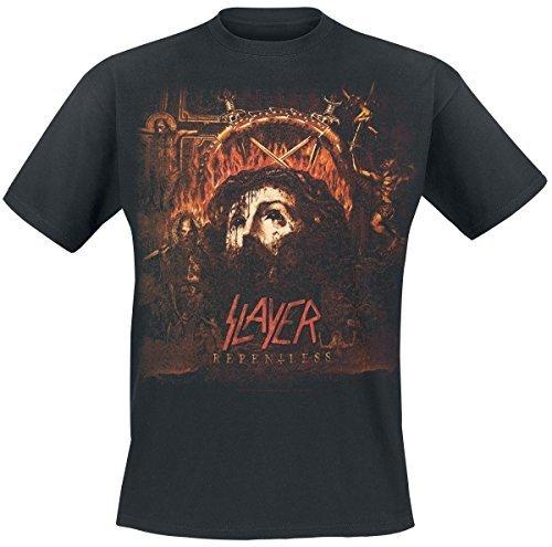 Slayer Repentless T-Shirt nero XL