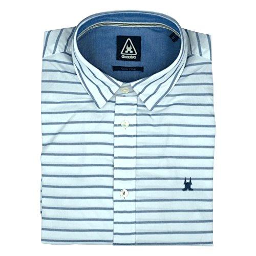 Gaastra -  Camicia Casual  - Uomo bianco M