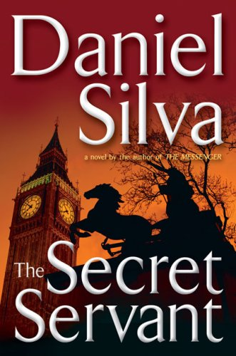 The Secret Servant (Gabriel Allon), DANIEL SILVA