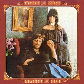 Leather and Lace (1981) (Album) by Waylon Jennings and Jessi Colter
