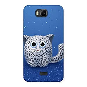 Ajay Enterprises Extant Cute Cat Back Case Cover for Honor Bee