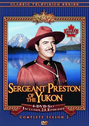 Sergeant Preston: Season 2 (Sergeant Preston Of The Yukon compare prices)