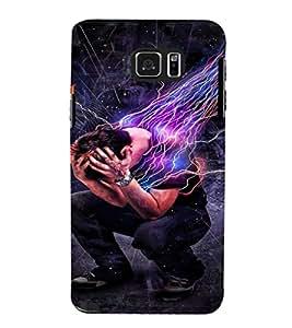 EPICCASE Pressure power Mobile Back Case Cover For Samsung Galaxy Note 5 (Designer Case)