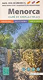 AlpinaEditions Camí de Cavalls - GR 223 - Menorca Hiking Map & Guide 1:50.000 (Balearic, Spain)