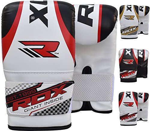 RDX-Maya-Hide-Leather-Heavy-Boxing-Punch-Speed-Bag-Gloves-MMA-Punching-Mitts-Kickboxing-Sparring-Muay-Thai-Martial-Arts