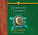 Demigod Diaries (Lib)(CD) (Heroes of Olympus)