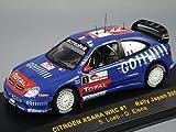 IXO シトロエン クサラ WRC 06 WRCラリー・ジャパン優勝#1 S.ロウブ 1/43 RAM230