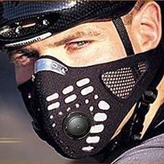 Buy Bestpriceam Anti Dust Cycling Bicycle Bike Motorcycle Racing Ski Half Face Mask by bestpriceam