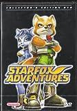 STARFOX ADVENTURES DVD COLLECTORS EDITION NINTENDO