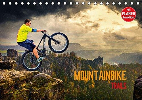 mountainbike-trails-tischkalender-2017-din-a5-quer-mountainbike-action-durch-fantasiewelten-geburtst