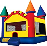 Castle Inflatable bouncer (13ft x 13ft)
