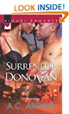 Surrender to a Donovan (Mills & Boon Kimani) (The Donovans - Book 4)