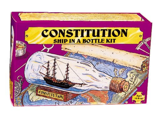 Backyard and Beyond Ship/Bottle - Constitution