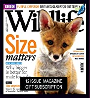 BBC Wildlife - Magazine Gift Subscription