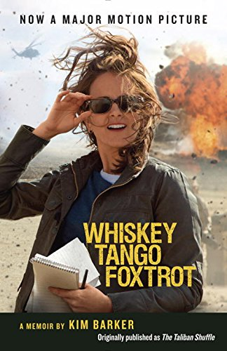 Whiskey Tango Foxtrot. Film Tie-In