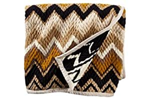 Missoni for Target Famiglia Brown & Black Zig Zag Throw Blanket
