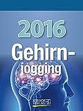 Gehirnjogging  2016: Tages-Abreisskalender