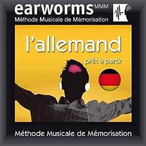 Earworms MMM l'Allemand | Livre audio
