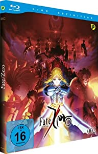 Fate/Zero - Box Vol. 2 [Blu-ray]