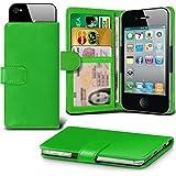 Handy Zubehör: Tasche + POWER BANK ( Grün ) für Yezz