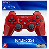 PS3 DualShock 3 Controller | Red