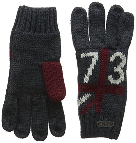 Pepe Jeans Justin Jr Gloves, Guanti Bambino, Multicolore, 14 Anni (Taglia Produttore: 14 Ans )