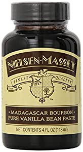 Nielsen Massey Madagascar Bourbon Vanilla Paste 4 oz