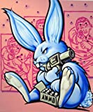 Ammo Bunny Print Edition, Part of