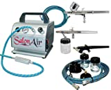 Review: Master Premium Airbrushing System with 3 Airbrushes