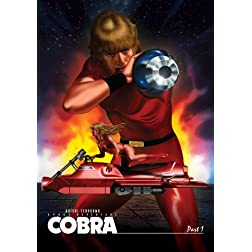Space Adventure Cobra: The Original TV Series, Part 1
