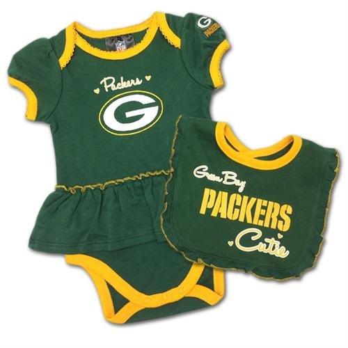 Green Bay Packers Onesie Onesies