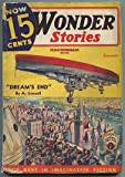 [Pulp magazine]: Wonder Stories -- [November] December 1935, Volume 7, Number