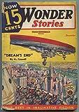 [Pulp magazine]: Wonder Stories -- [November] December 1935, Volume 7, Number