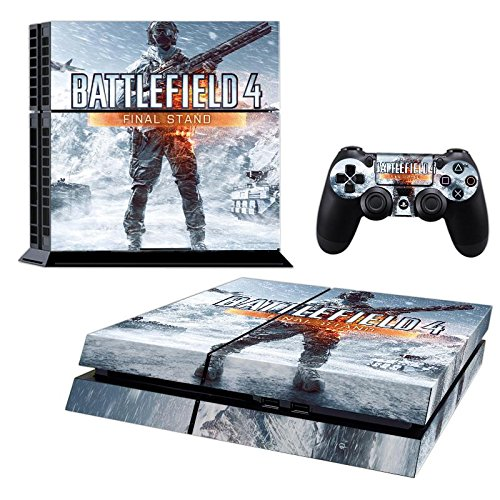 Vanknight-Vinyl-Wrap-Decal-Skin-Sticker-Battlefield-4-for-PS4-Playstaion-Controllers
